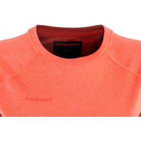 Mammut Trovat Pro T-Shirt Femme, barberry melange